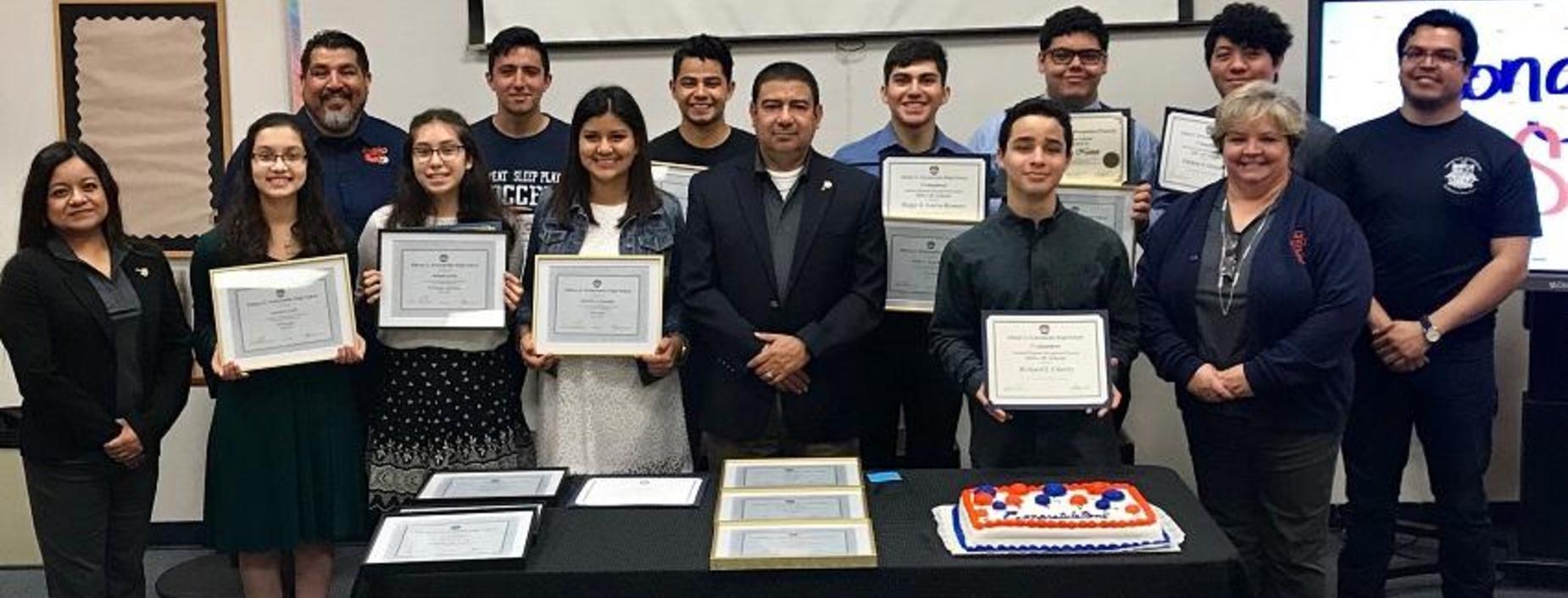 AP & National Hispanic Scholars | JEHS