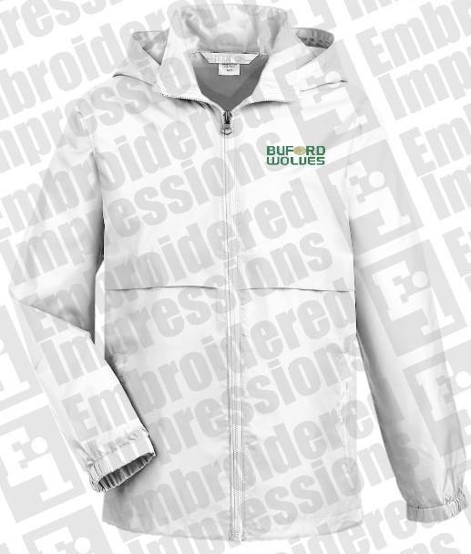 White Rain Jacket