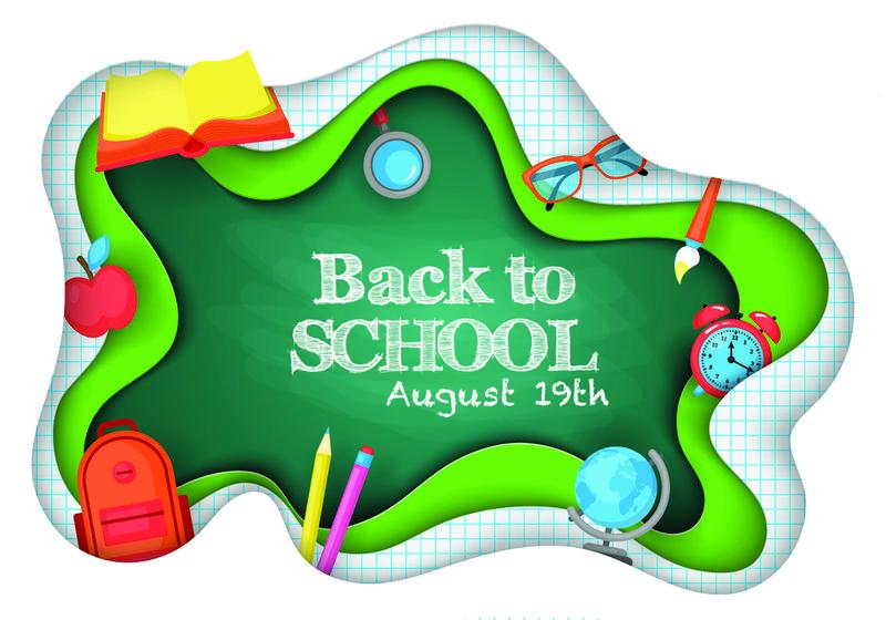 back to school logo 2019