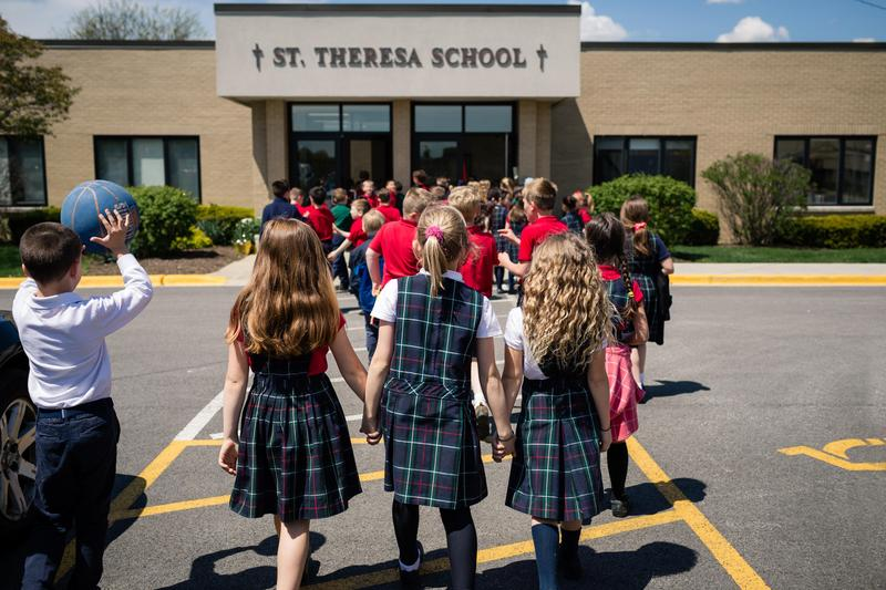 St. Theresa Open House