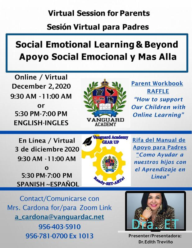 Virtual Session for Parents | Social Emotional Learning & Beyond Featured Photo