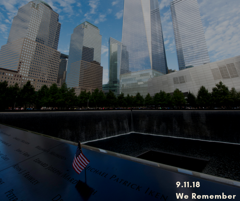 9/11 Day of Remembrance Thumbnail Image