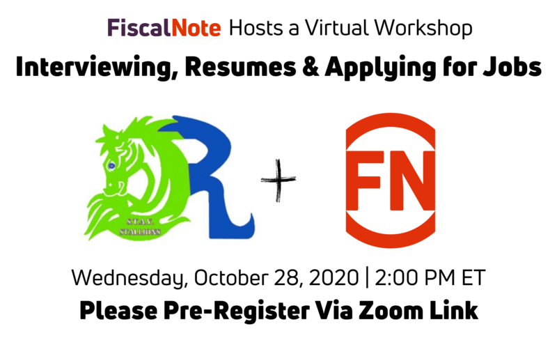 FiscalNote Resume & Interviewing Workshop Featured Photo