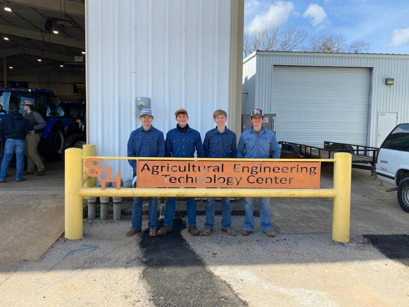 Tractor Tech Team Advances to State! Thumbnail Image