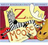 Z is for Moose