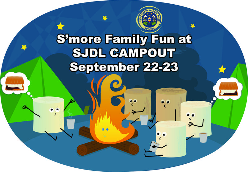 S'more Family Fun at SJDL Campout Featured Photo