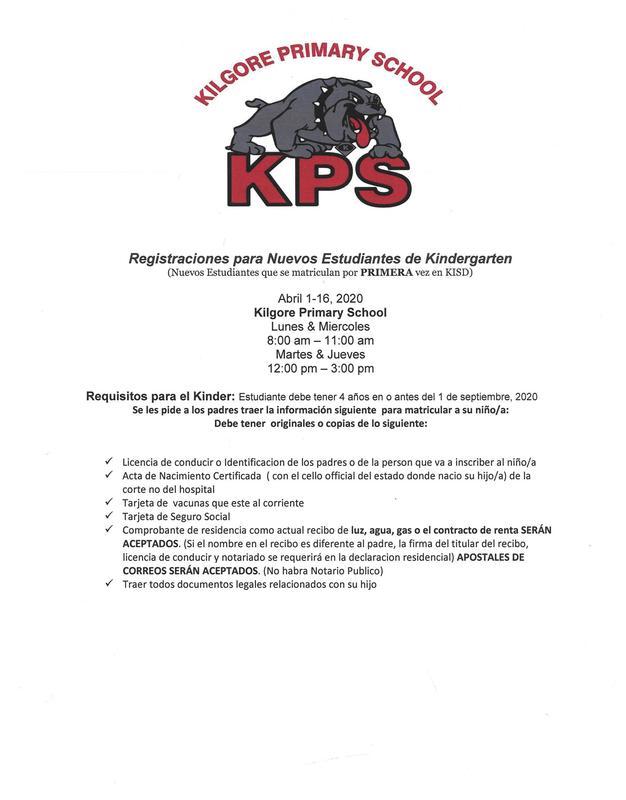Kindergarten Registration 2020-2021 - Spanish.jpg