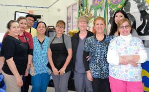 Baldwin Park High School's food and nutrition services earned the 2019 Champions of Breakfast Award for increasing the number of students who eat breakfast on a daily basis by 25 percent.