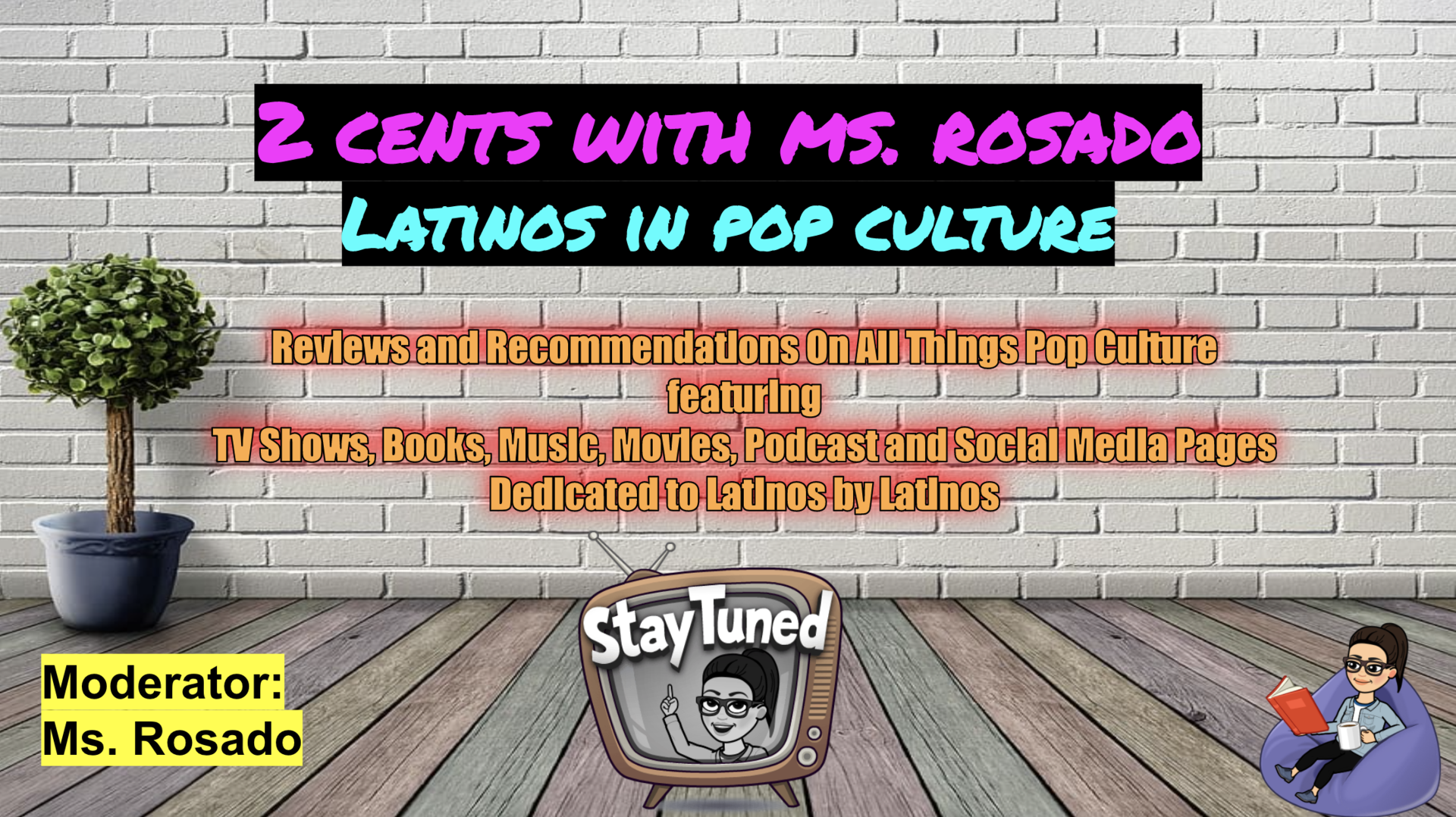 2 Cents with Ms. Rosado