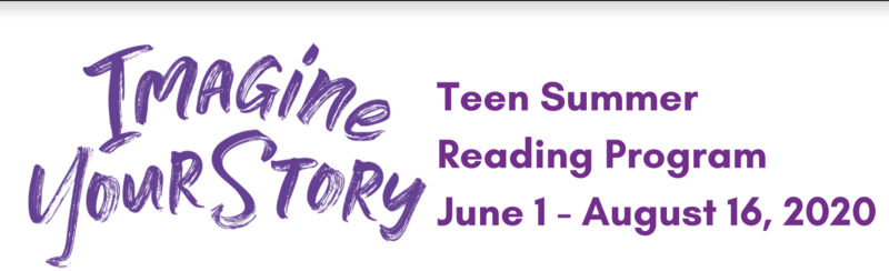 Teen Summer Reading Program Thumbnail Image