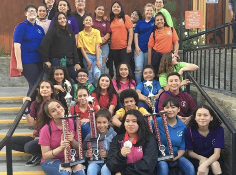 Pacoima Singers Sweep the Awards at Music in the Parks Competition! Featured Photo