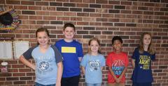 4th grade team spirit