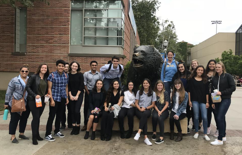 El Segundo High School Biomedical Students 'Get Real' at UCLA Simulation Lab Featured Photo