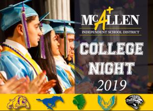 2019 College Night