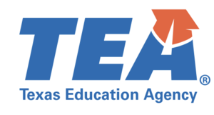 TEA® Texas Education Agency branding