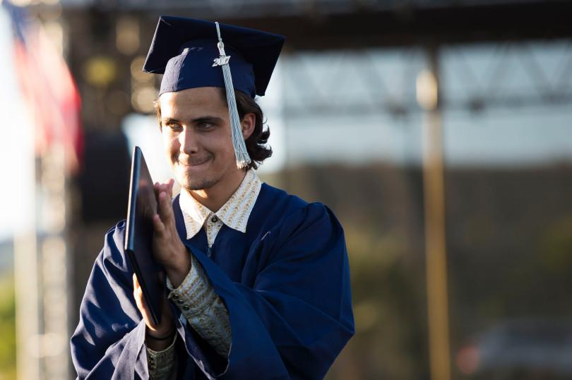 2017 Graduation courtesy of OC Register