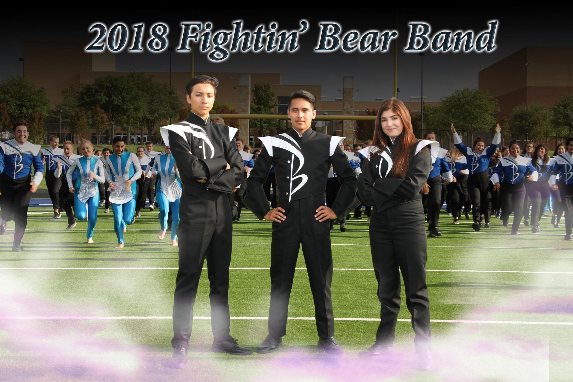 2018 Band
