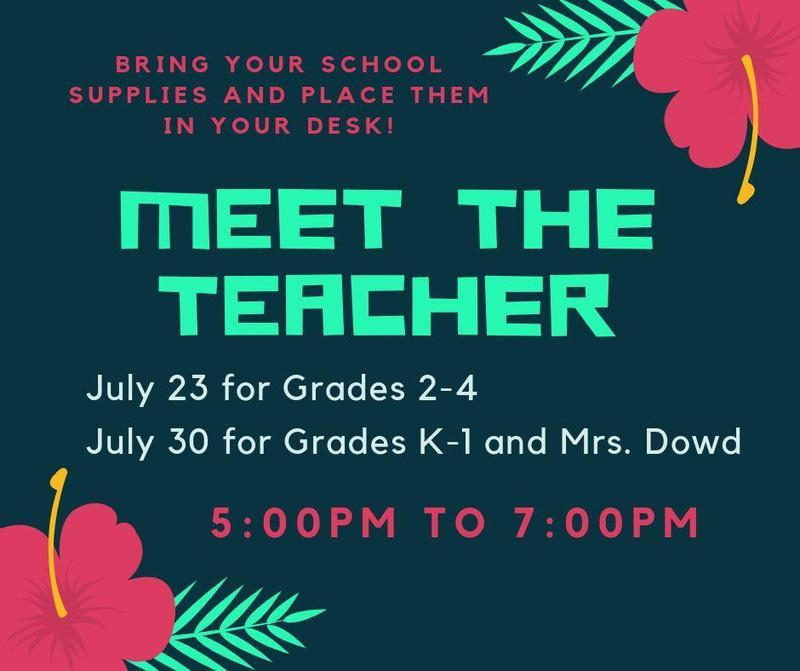 Meet the Teacher Thumbnail Image