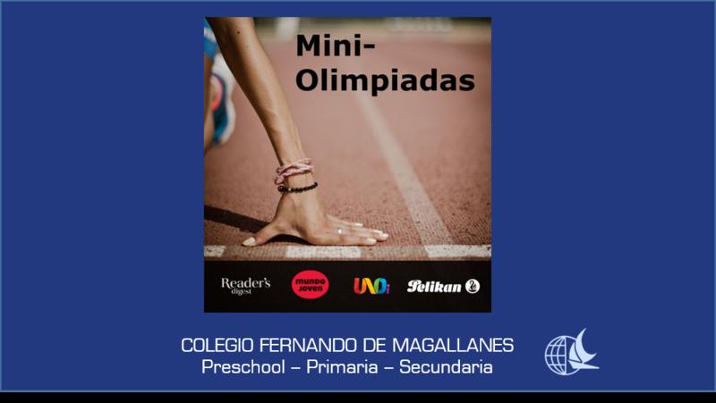 Mini-Olimpiadas 2018-2019 Featured Photo