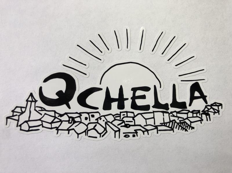 Q-chella logo