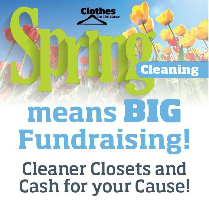 Spring Cleaning Fundraiser! Featured Photo
