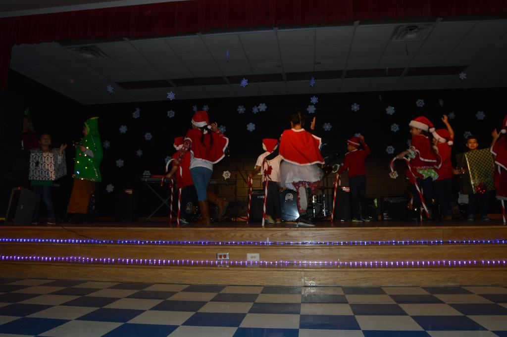 winter talent show