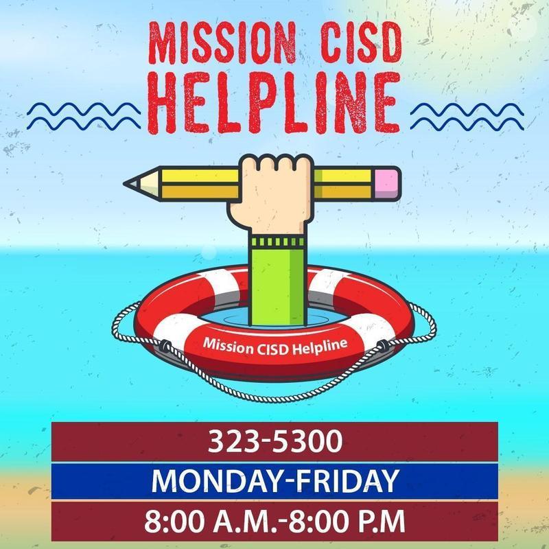 MCISD Helpline Featured Photo