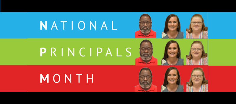 Principals Appreciation Month