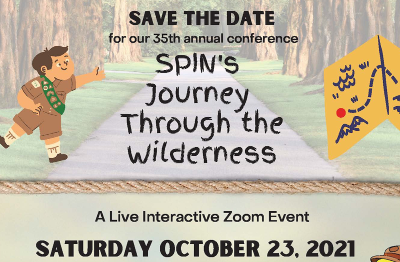 SPIN Conference Flyer Heading