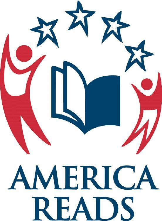 Image of America Reads logo