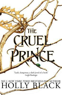 Book cover for The Cruel Prince