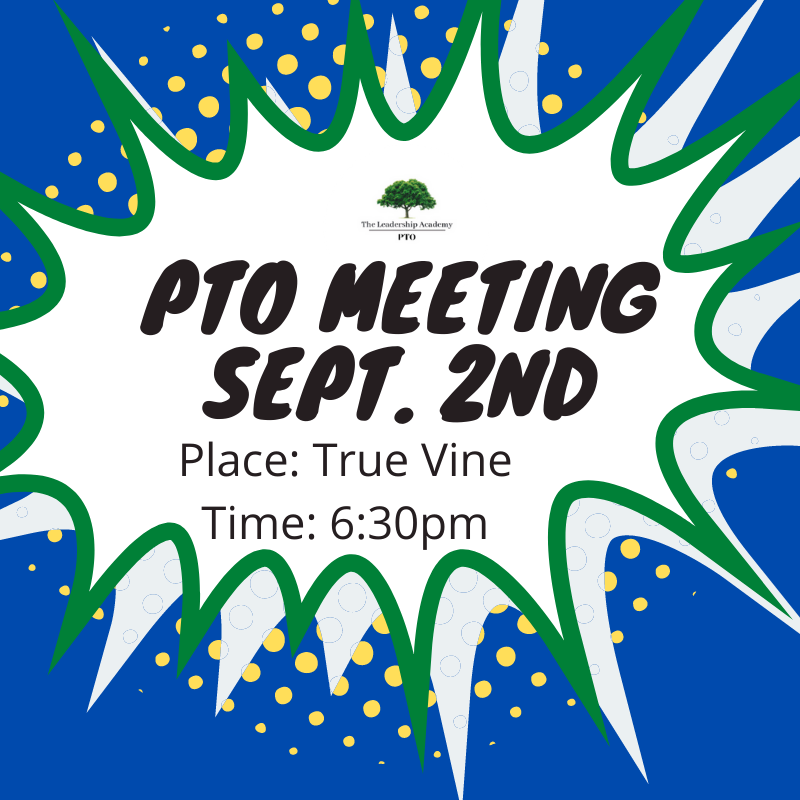 PTO Meeting Featured Photo
