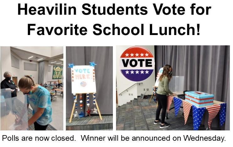 Heavilin Votes