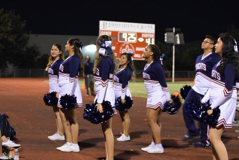 Cheer Sign up for 9th-12th graders Thumbnail Image