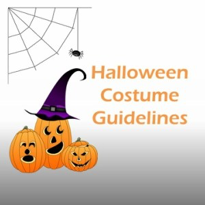 Costume Guidelines