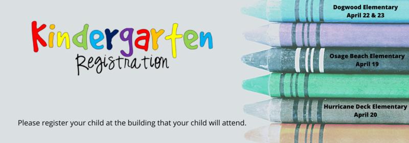 Kindergarten Registration & Early Childhood Screenings Featured Photo