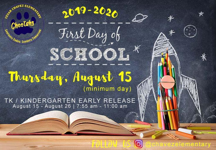 1st Day of School Featured Photo