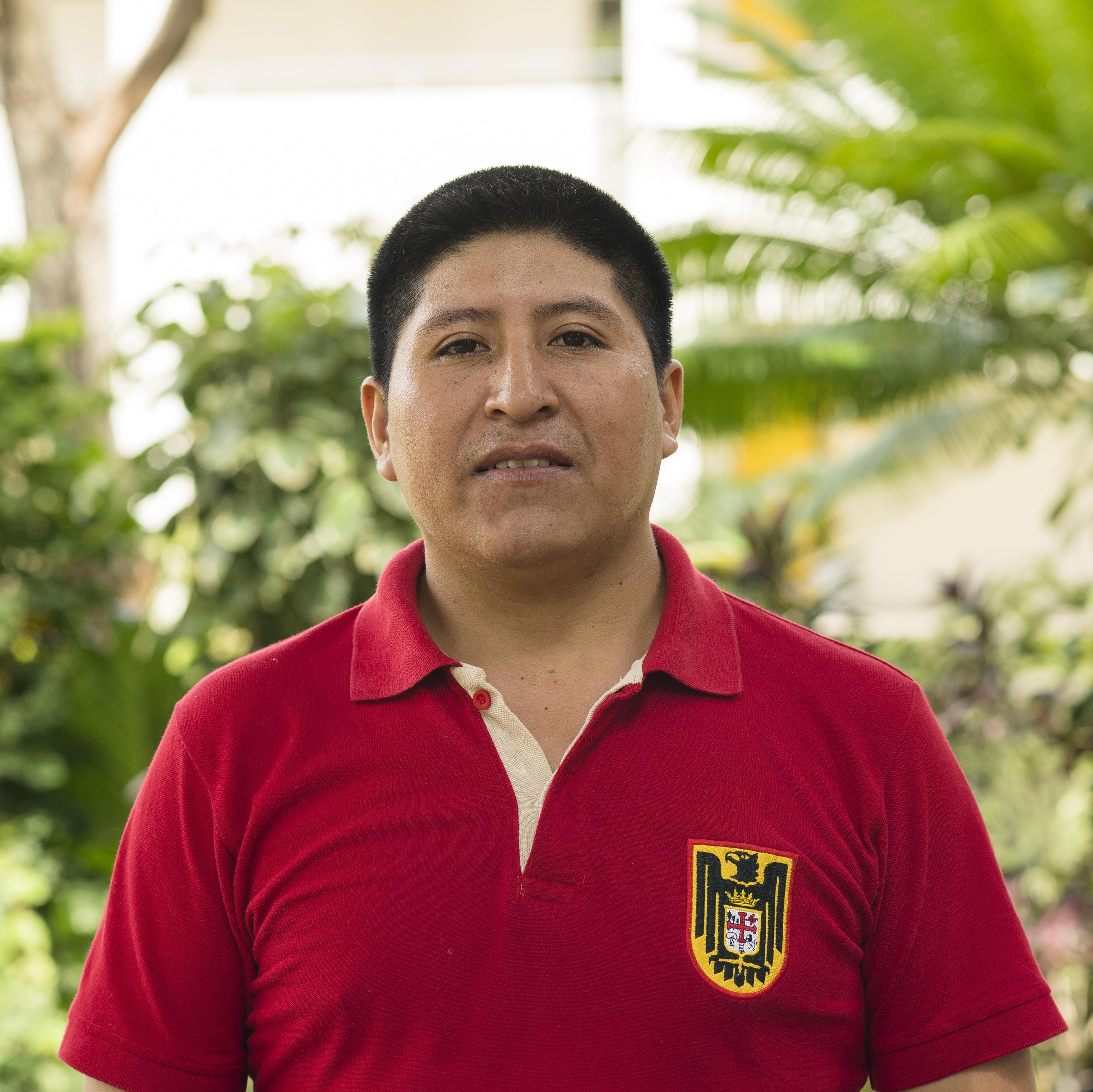 Domingo Jorge Ajahuana's Profile Photo