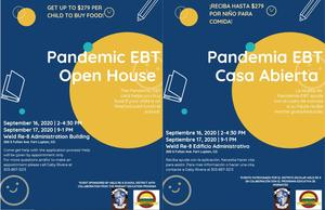 Pandemic EBT Open House