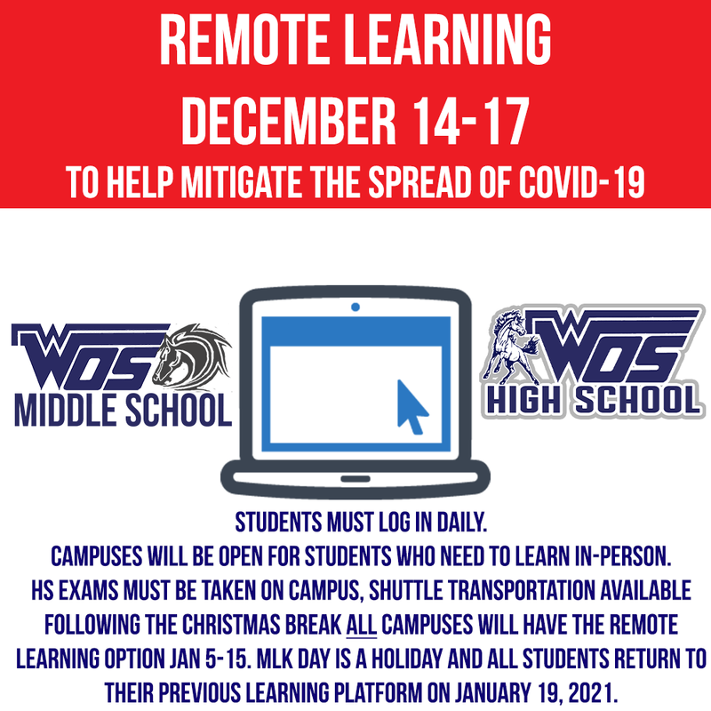 dec remote learning