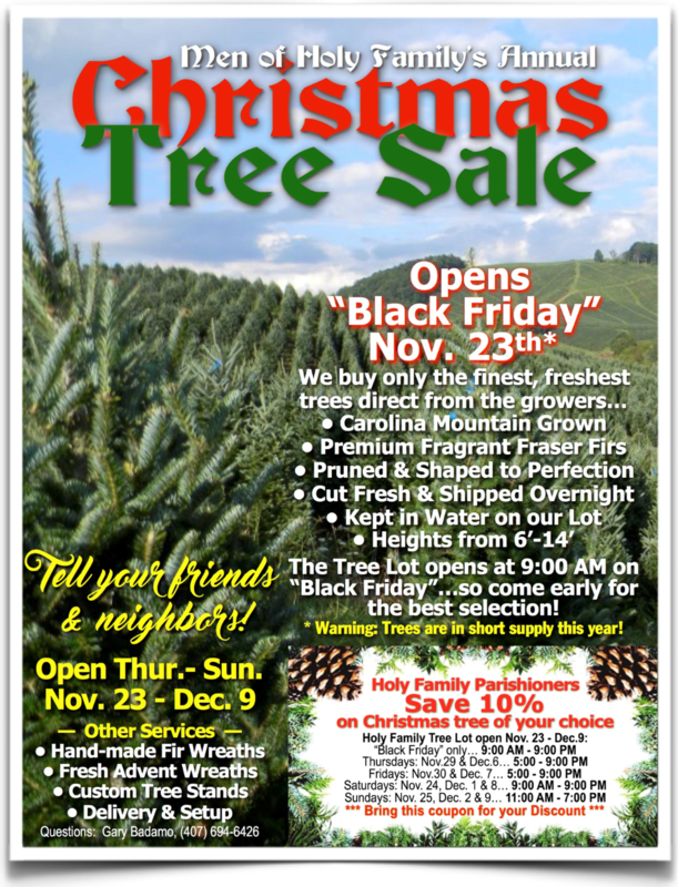 Christmas Tree Sale Featured Photo