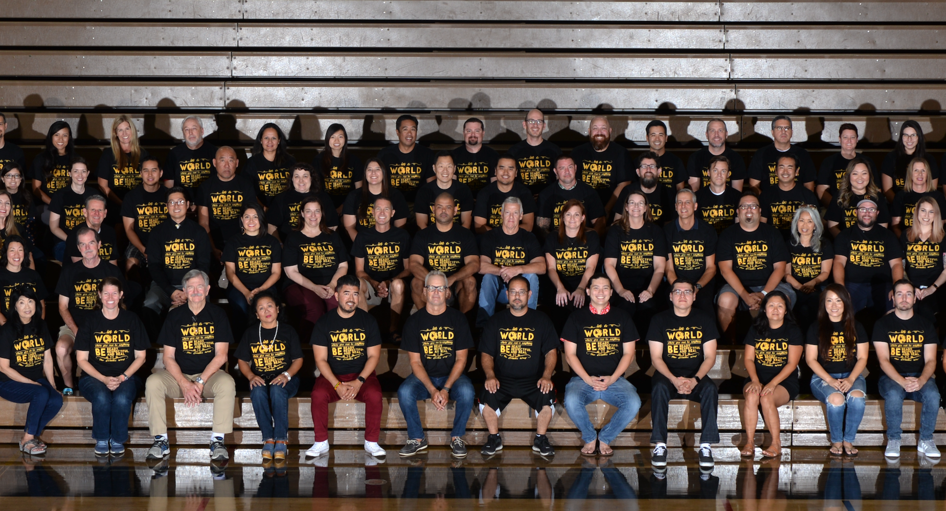 Staff Picture 2019