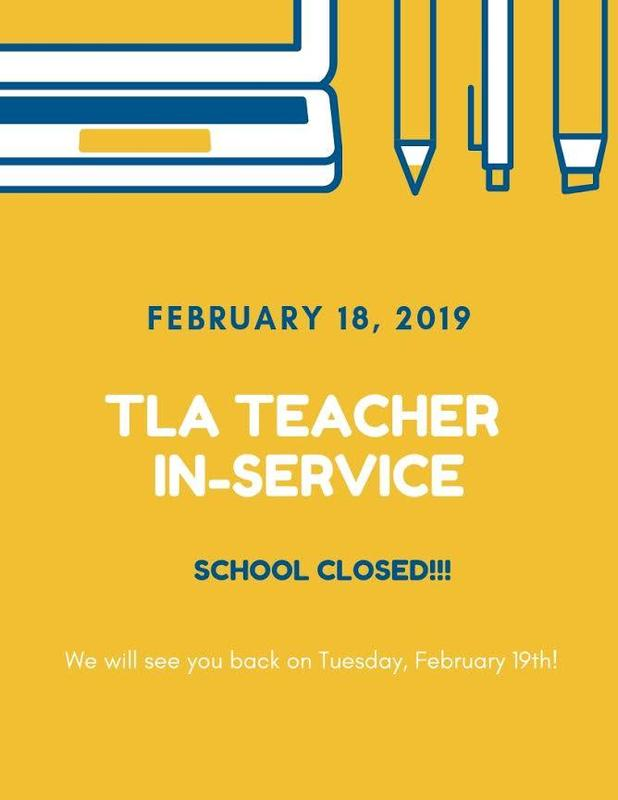 School Closed February 18th, 2019 Featured Photo