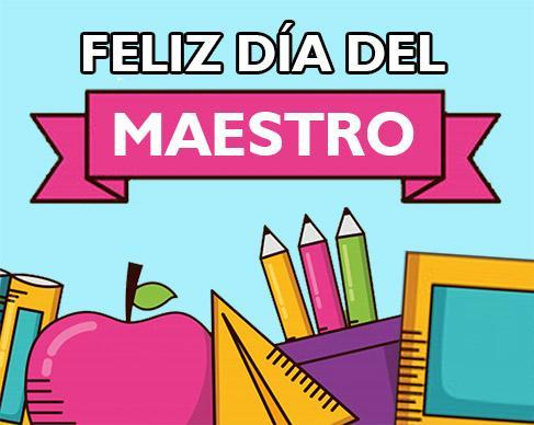 Felicidades Maestros Featured Photo