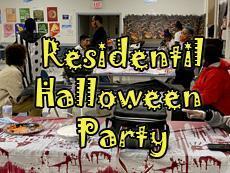 Rez Halloween Party