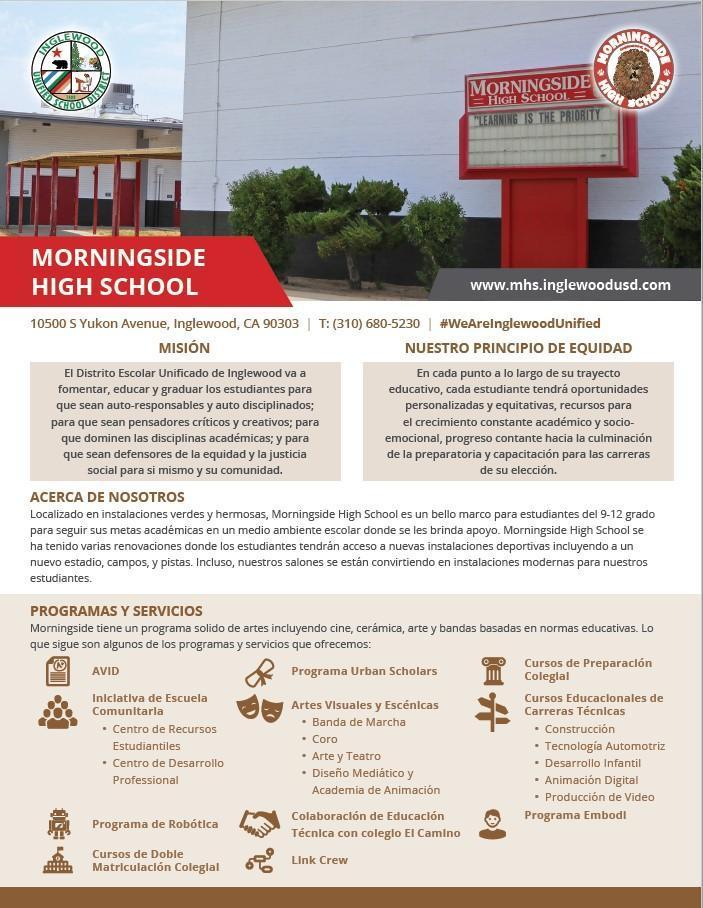 Info Sheet English