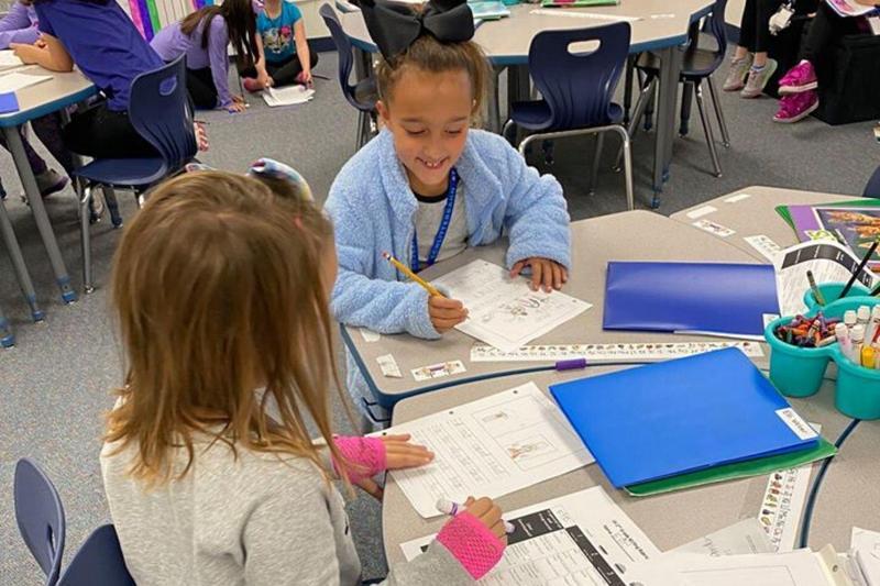 students use hamburger rubric to improve writing