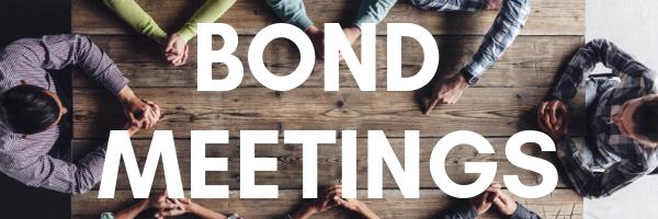 bond meeting schedule button