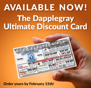 Discount Gift Card