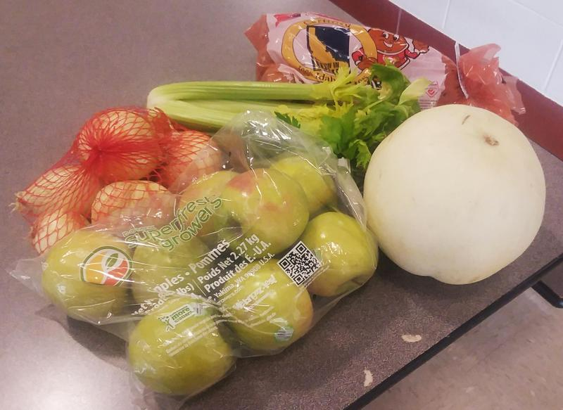 FREE fresh food box pick up on Tuesday, June 30! Featured Photo